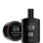 AMERICAN CREW HEAVY HOLD POMADE Y WIN