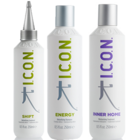 PACK ICON SHIFT, ENERGY E INNER HOME 250 ML