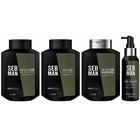 Pack SEBMAN Hair care