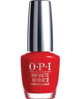 OPI INFINITE SHINE IS L09 UNEQUIVOCALLY CRIMSON