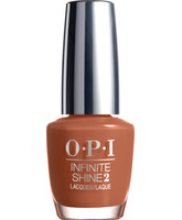 OPI INFINITE SHINE IS L23 BRAINS & BRONZE