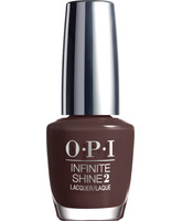 OPI INFINITE SHINE IS L25 NEVER GIVE UP !