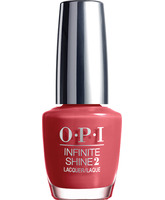 OPI INFINITE SHINE IS L65 IN FAMILIAR TERRA-TORY