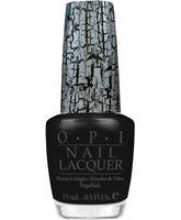 NLE53 OPI Black Shatter