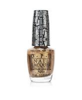 NLE60 OPI Gold Shatter