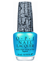 NLE64 OPI Turqouise Shatter