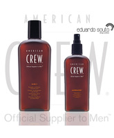 American Crew 3-IN-1 ( 250 ml ) + American Crew Alternator
