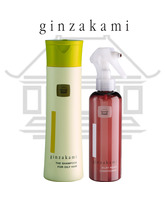 GINZAKAMI FOR OILY HAIR Y SILKY WEAR CONDITIONER