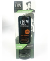 AMERICAN CREW DUO PACK GET THE LOOK DAILY SHAMPOO FORMING CREAM