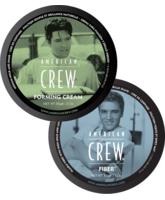 AMERICAN CREW FIBER Y FORMING CREAM ELVIS PRESLEY