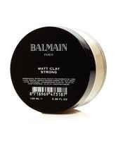 balmain matt clay strong cera de peinado