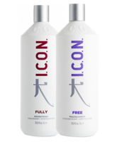 Champú Icon Fully 1000 ml  + Icon Free Conditioner  1000 ml