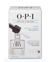 OPI DRIP DRY CRYSTAL FIXATION (LIMA CRISTAL REGALO)