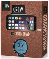 GROOM TO WIN FIBER 85GR AMERICAN CREW