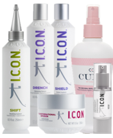 ICON SHIFT, DRENCH, INFUSION, SHIELD, CURE SPRAY  Y SERUM