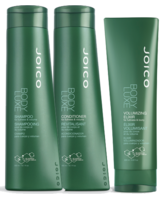 JOICO BODY LUXE PACK VOLUMEN, SHAMPOO CONDITIONER Y ELIXIR