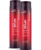 JOICO COLOR INFUSE RED CHAMPÚ Y ACONDICIONADOR