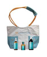 Morocanoil Beach Bag Brillo + Treatment 25ml + Crema de Peinado