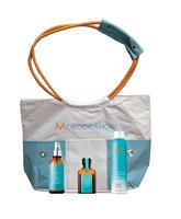 Morocanoil Beach Bag Brillo + Treatment 25ml + Light tones