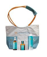 Morocanoil Beach Bag Brillo + Treatment 25ml + Dark tones
