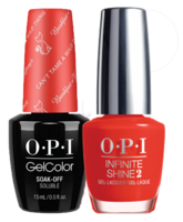 OPI DUO GEL COLOR INFINITE SHINE DE REGALO, CAN´T TAME A WILD THING