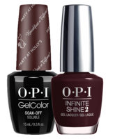 OPI DUO GEL COLOR INFINITE SHINE DE REGALO, PARTY AT HOLLY´S