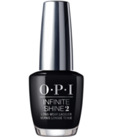 OPI INFINITE SHINE IS LT02 LADY IN BLACK