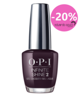 OPI INFINITE SHINE IS LW42 LINCOLN PARK AFTER DARK