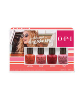 Opi Infinity Shine California Dreaming Mini Pack