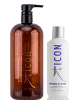 PACK ICON INDIA SHAMPOO 1L+ INNER HOME 250ML