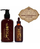 PACK ICON INDIA SHAMPOO + ACEITE
