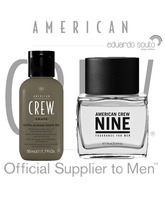 PACK NINE + SHAVE OIL ULTRA GLIDING AMERICAN CREW