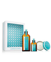 MOROCCANOIL SET HOME & AWAY TREATMENT LIGHT