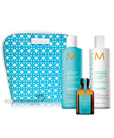 MOROCCANOIL THE SMOOTH COLLECTION SET NECESER
