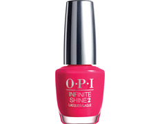 OPI INFINITE SHINE IS L05 RUNNING WITH THE IN-FINITE CROWD