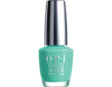 OPI INFINITE SHINE IS L19 WITHSTANDS THE TEST OF THYME