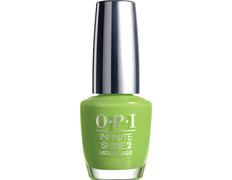 OPI INFINITE SHINE IS L20 TO THE FINISH LIME !