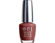 OPI INFINITE SHINE IS L53 LINGER OVER COFFEE