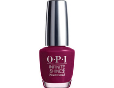 OPI INFINITE SHINE IS L60 BERRY ON FOREVER