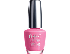 OPI INFINITE SHINE IS L61 ROSE AGAINST TIME!