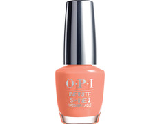 OPI INFINITE SHINE IS L66 SUNRISE TO SUNSET