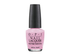 NLA06 Opi Hawaiian Orchid Swatch