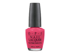 NLB35 Opi Charged Up Cherry