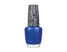 NLE56 OPI Blue Shatter
