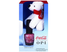 OPI COCA COLA LIMITED EDITION