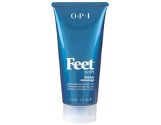 OPI FEET DOUBLE COVERAGE, CREMA HIDRATANTE PIES SECOS