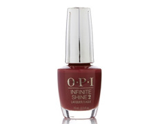 OPI INFINITE SHINE  XHR G26 MAROONED IN THE UNIVERSE