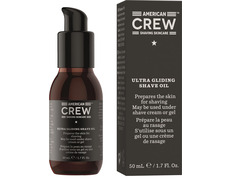 AMERICAN CREW ULTRA GLIDING SHAVE OIL 50 ML.