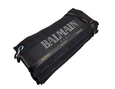 Balmain Black Session Towel (3pcs)