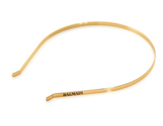 Balmain Golden Headband